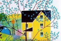 Huis - home - house / by Marian Waanders