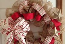 wreaths to make / by April Pollard
