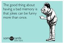 [ Senior Moments ] / Laughter is truly the best medicine!