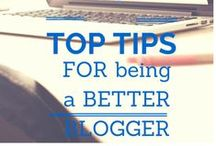 Blog Tips / Tricks and tips for bloggers