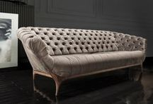 Privè / Vibieffe: sofas, armchairs, sofa beds, beds and furnishing accessories made in Italy.