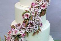 Wedding. Cakes