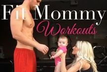 Mommy Fitness / Pregnant or with a car full of children, we're happy to have you AND your kids at Girlfriends Fit Club!