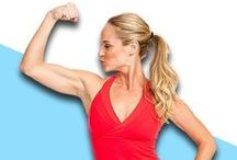 Upper Body Bombshell / More exercises targeting your upper body -- say bye to bat wings, bra bulge and back pain!
