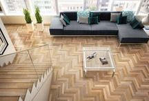Living Room Flooring Ideas / It's the most lived-in room of your home! Make your living room warm, cozy and inviting with carpet and flooring from Olson Rug of Chicago.