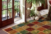Karastan Rugs / We love Karastan! Whether you are looking for contemporary, botanical or classic patterns, you'll find it at Olson Rug where we carry a wide mix of styles from Karastan.
