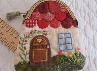 Purse Embroidery, Applique