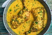 African and Caribbean Cuisine / Tasty Afro-Caribbean dishes.
