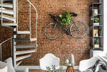 New York Loft Style / Inspiration to create the New York Loft style