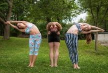 Sweat-n-Stretch yoga wear for Men & Women / Yoga Wear for Men & Women made in Canada