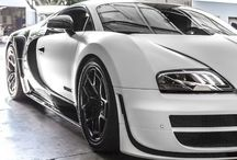 Bugatti / Bugatti is a French car manufacturer that offers one of the most beautiful cars ever manufactured: the Veyron.  / by Matthew Santa