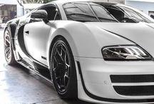 Bugatti / by Matthew Santa