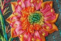 Embroidery Ribon  / by Syra Sheikh