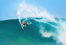 Explore & Great views / Surf waves Places to go explore Nature at its best Great Views / by Nic Olivier