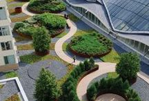 Green Cities / Anything eco-friendly for urban infrastructure. Inspiration to be more green and breathe cleaner air.
