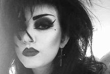 war paint / makeup