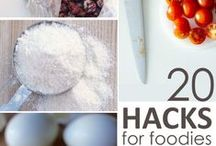 Food hacks (Everything about food)