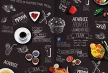 Menús creativos