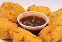 Appetizers / Small bites and savory dishes with Latin flavors.  Caribbean Food Recipes from caribbeanfood.com
