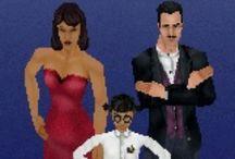 The Sims!!! / Sull sull!