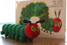 Caterpillar / Pikku Toukka Paksulainen