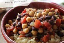 Vegetarian Entrees / Vegetarian Caribbean Food Main Entrees