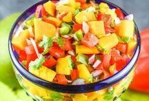 Salsa / Salsa in all its wonderous easy combinations