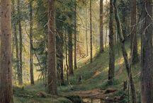 Metsämaisemat