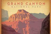 Crand Canyon, Nevada USA 2010