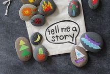 Tarinan- kerrontaa