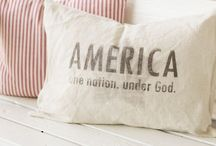 4th of July Crafts / Be crafty on the run up to the 4th July with these amazing craft ideas.