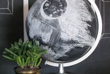 Star Wars Ideas / DIY Star Wars Ideas that can be recreated at home.