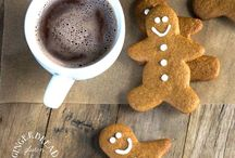 Ginger All The Way / Some of the best Ginger Bakes/Recipes including Ginger Bread Men EVER.