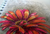 Art Journal Ideas / by Mary Jo Jacot