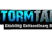 Logo Design / Designed by StormTank