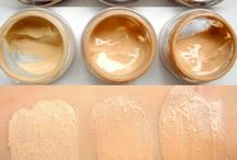 SKETCHES ON WATER Tinted Moisturiser Swatches