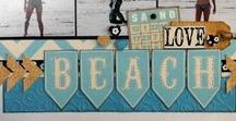 Scrapbooking Layouts / Quick and easy scrapbooking and scrapbook layout page ideas. Nice selection and great for beginner and experienced paper crafters.