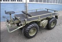 FRESIA F18 4X4 / Special Multipurpose Vehicle FRESIA F18 4x4   www.motorsportloralamia.com