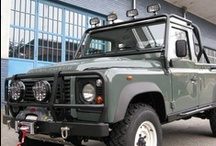 Land Rover Defender 110 TD4 Pick Up Rough Limited Edition / Land Rover Defender 110 TD4 Pick Up Rough Limited Edition  Available in our Workshop  www.motorsportloralamia.com