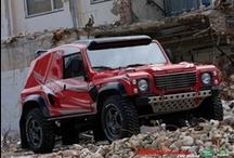 Bowler Wildcat Land Rover / By Motorsportloralamia  www.motorsportloralamia.com