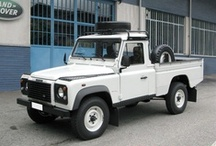 Special Land Rover Defender 110 TD5 High Capacity Pick Up / By Motorsportloralamia - www.motorsportloralamia.com