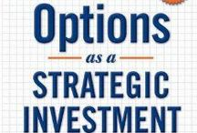Options Trading / Whether you are new in options trading or a seasoned professional, these books will help you make even better trading choices.