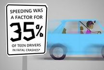 Teen Driving Safety / by Children's Safety Network