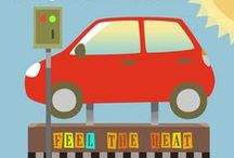 Heatstroke Prevention / Never leave a child alone in a car!