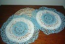 Crochet Craft Projects & Home Decor / Easy Crochet Craft Project Ideas, Instructions and Crochet Home Decor & Fashion