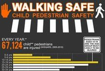 Pedestrian Safety / by Children's Safety Network