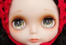 Russian dolls matryoshka / De belles poupées russes