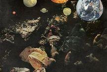 cosmos & planètes / dans le ciel, dans l'univers et au-delà