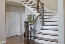 Stairs/Railings
