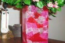 Valentine's Day Craft Projects & Home Decor Ideas / Valentine's Day Craft Projects & Home Decor Ideas
